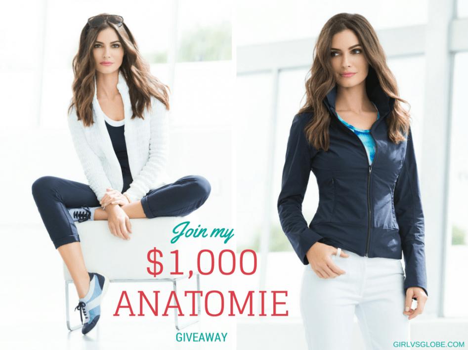 $1000 anatomy fashion giveaway