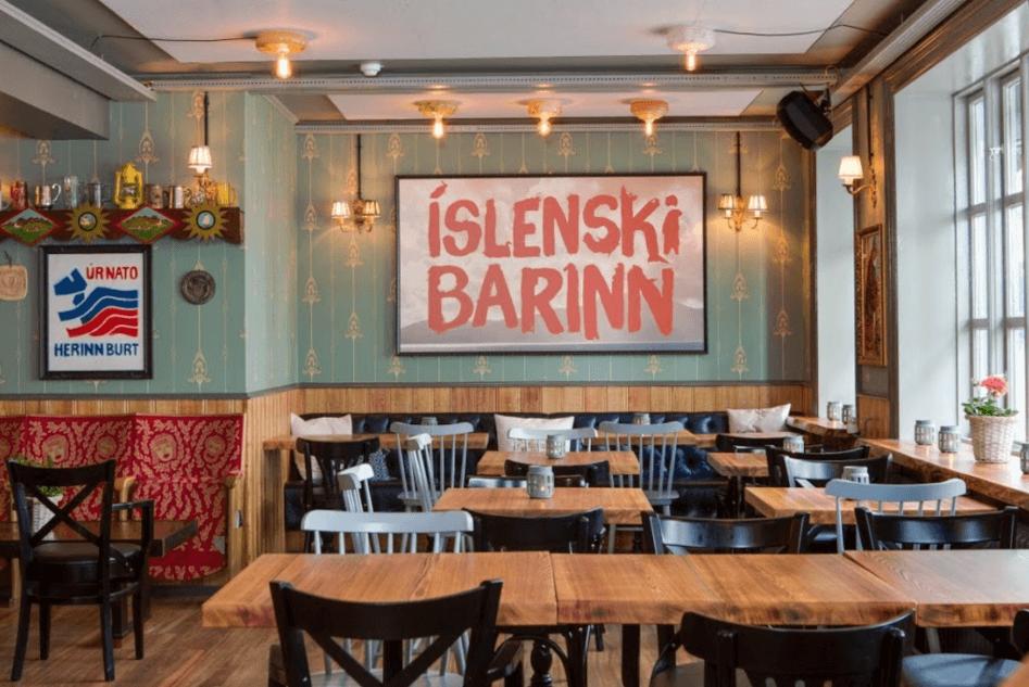 icelandic bar reykjavik