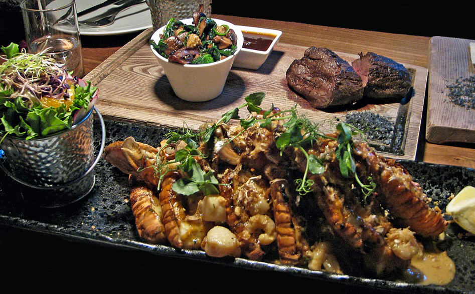 grillmarket reykjavik langoustine