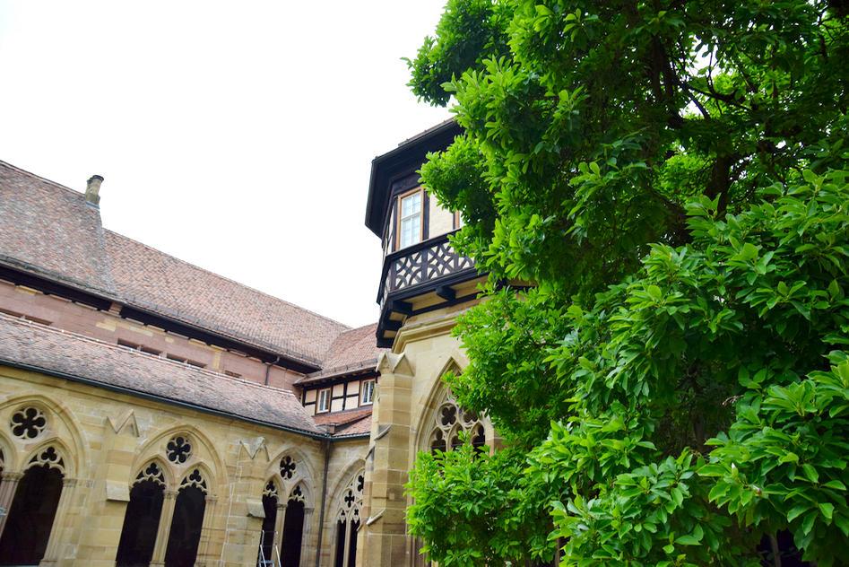 maulbronn monastery germany