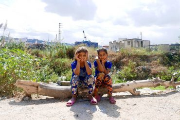 lebanon syrian refugee girls