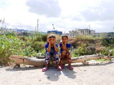 lebanon syrian refugee girls
