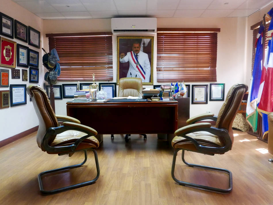 santo domingo general office