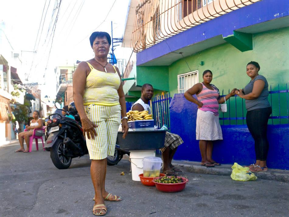 santo domingo slum leader