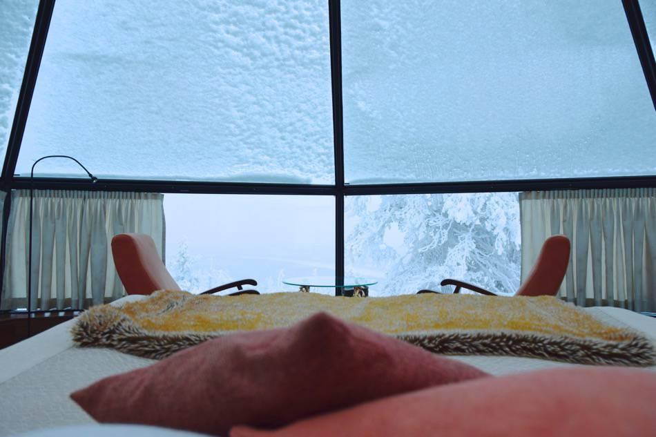 igloo hotel leviniglut levi lapland finland