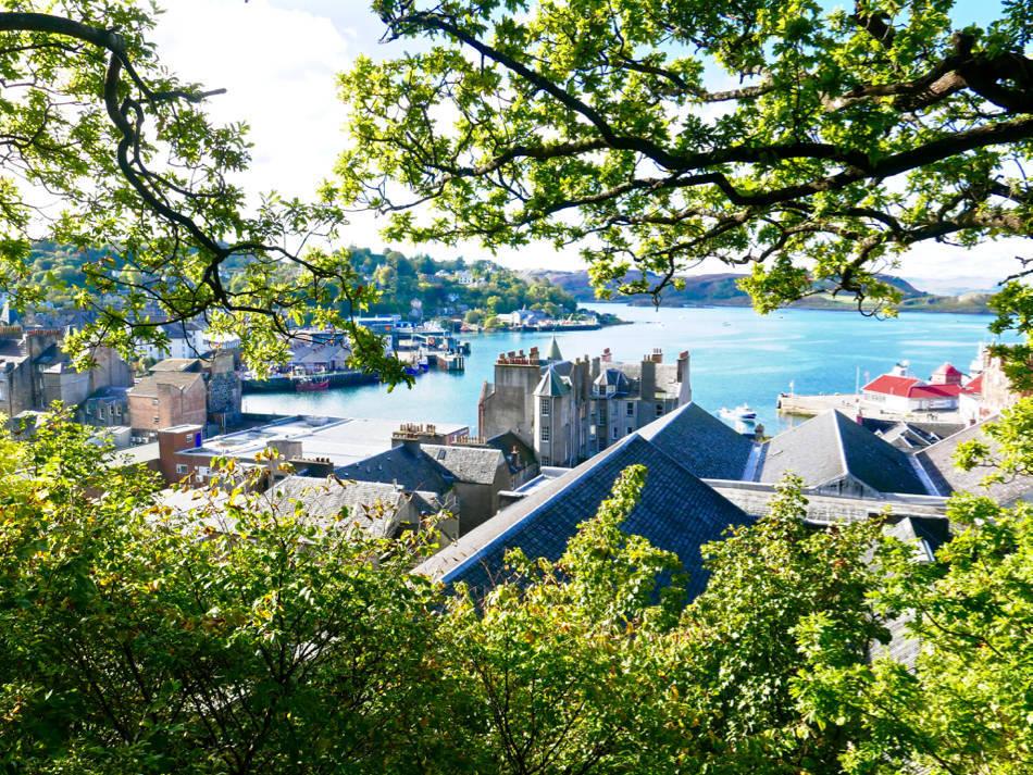 oban port scotland