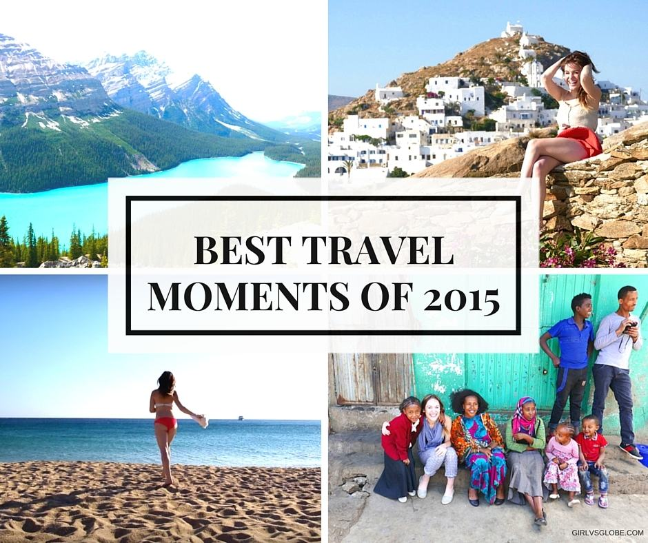 The Top 10 Viral Moments Of 2016: Best Travel Moments Of 2015