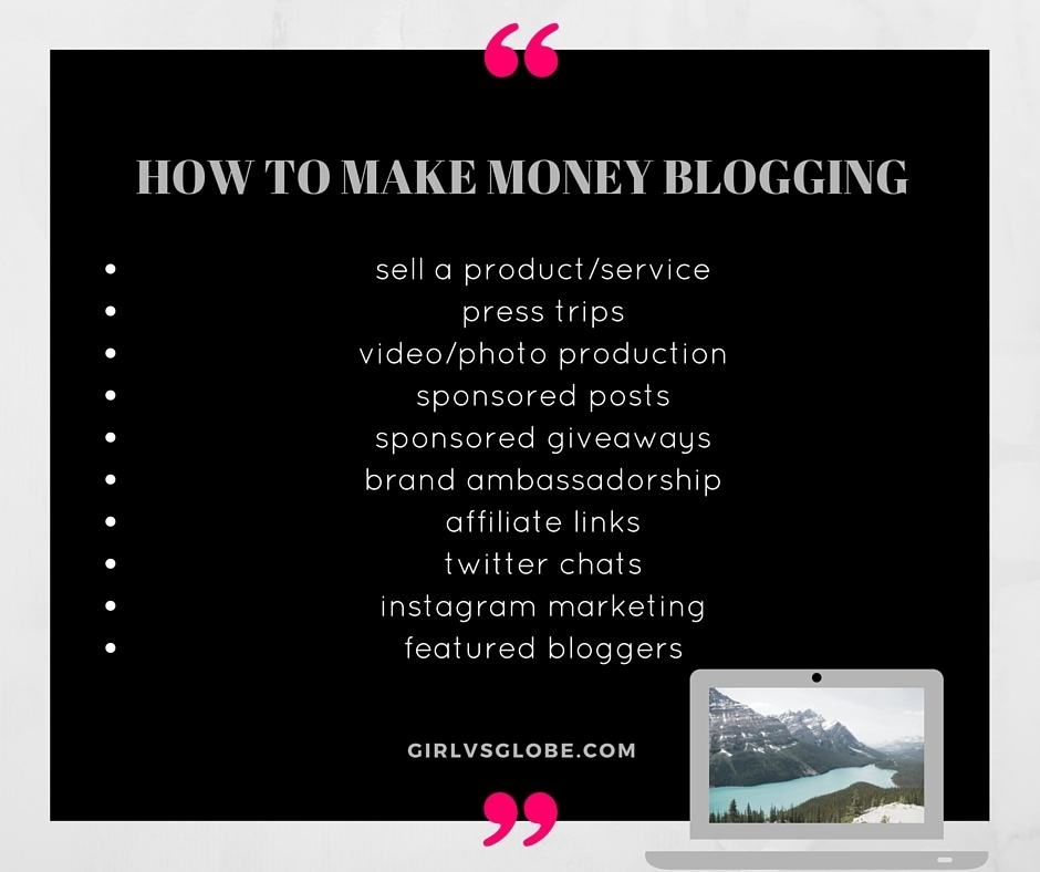 How to make money blogging 12 000 in 6 months girl for How to build a blog