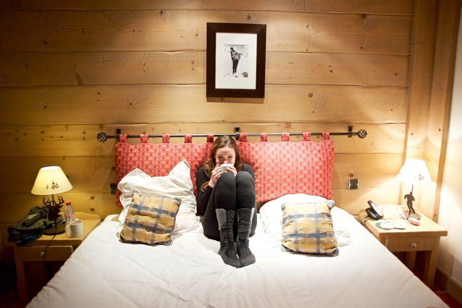 mark warner Chalet Hotel Ecrin de Val Claret