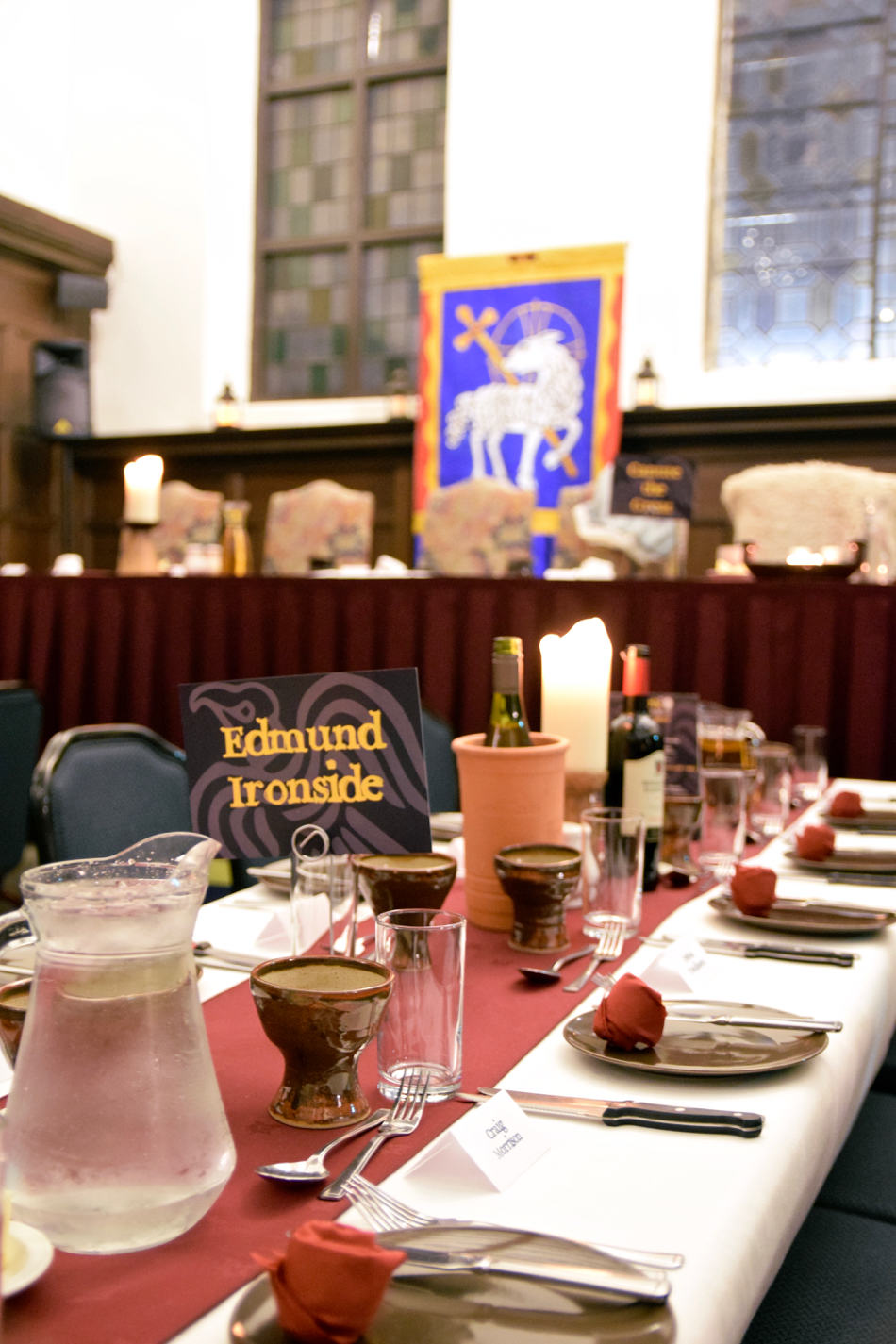 jorvik viking festival banquet
