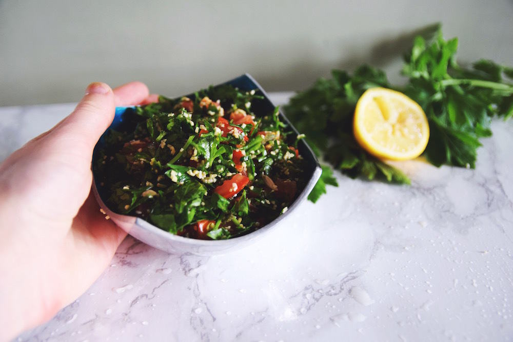 tabbouleh recipe 4