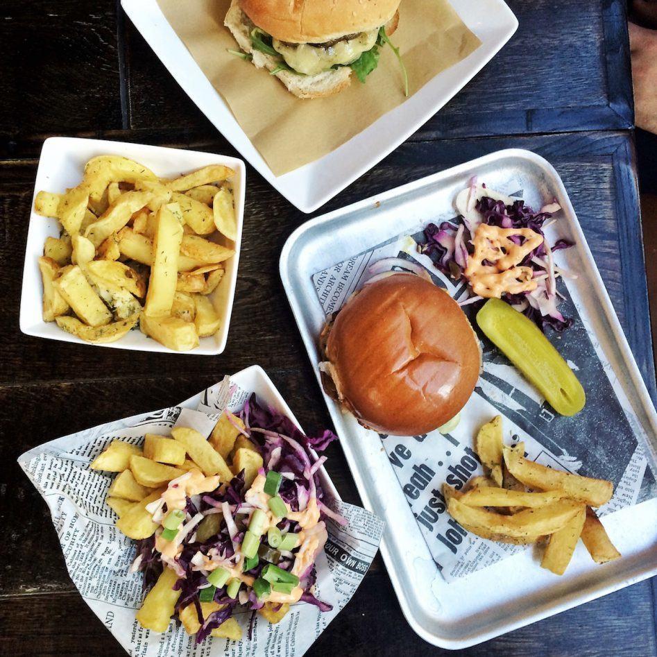 best restaurants in glasgow homemade burger co