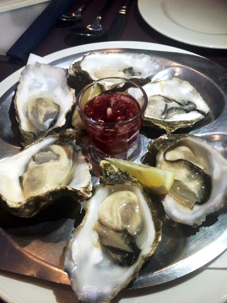 best restaurants in glasgow mussel inn