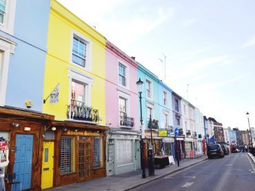instagram guide to notting hill