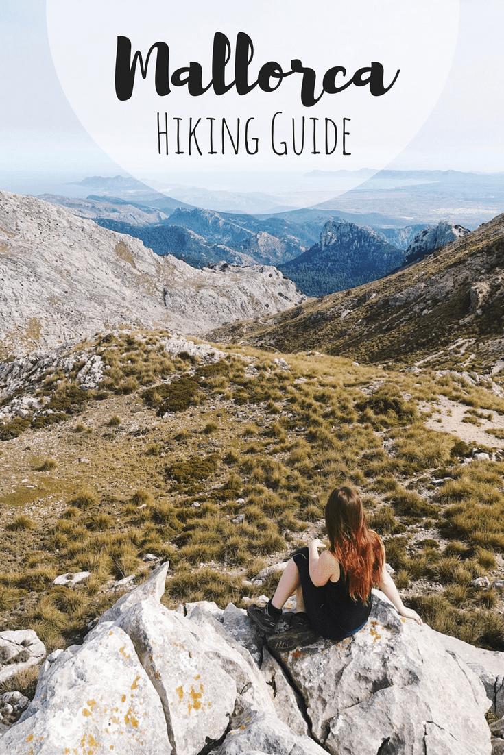 Serra de Tramuntana hiking guide mallorca