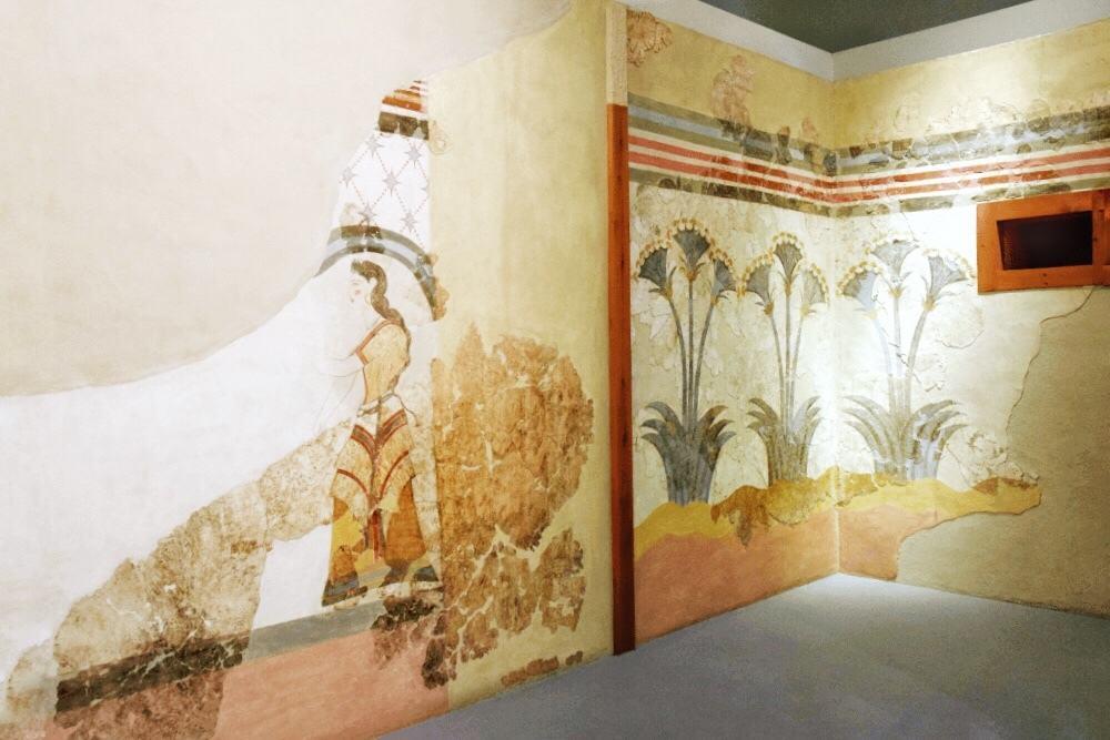 museum of prehistoric fira santorini