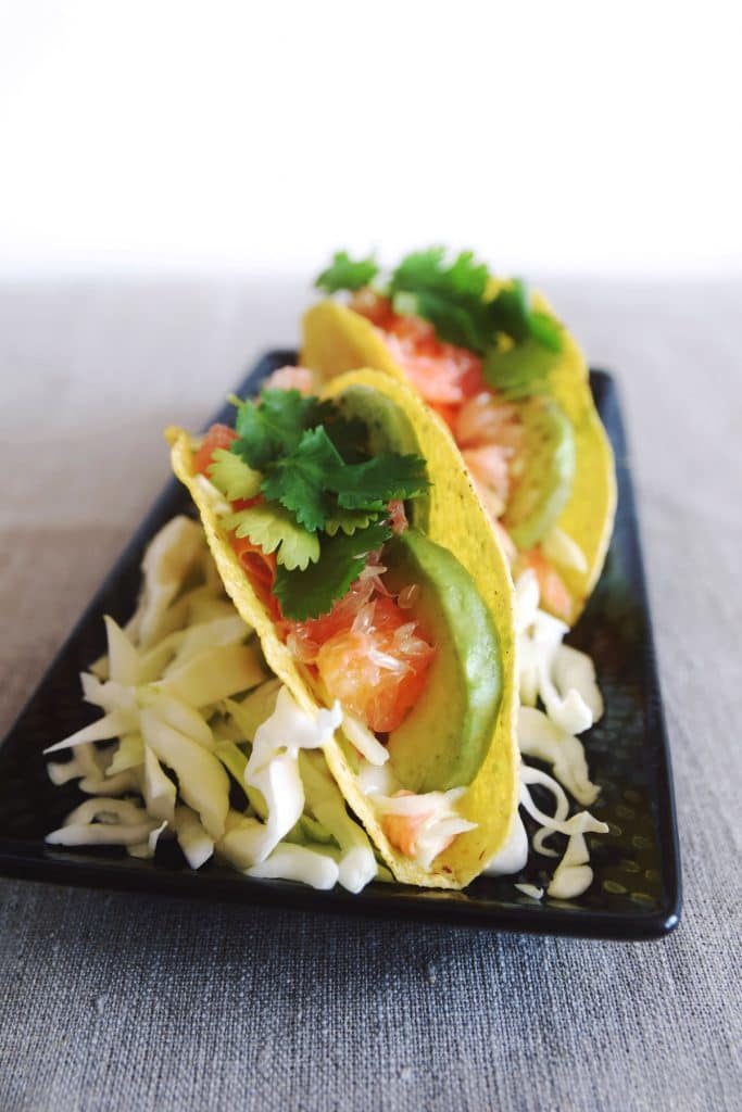 vegan fish tacos recipe