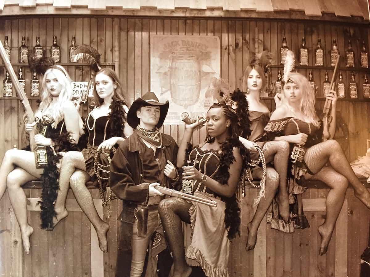 gatlinburg old timey photo