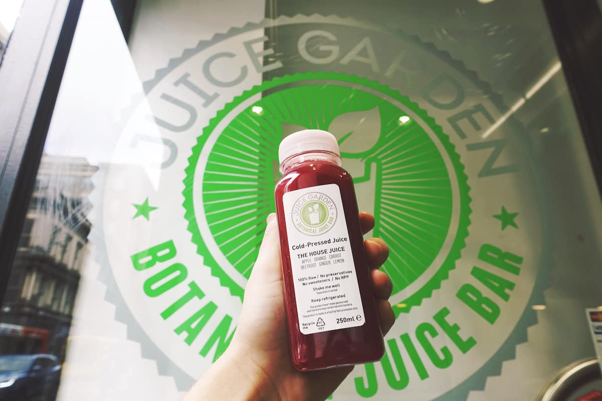 vegan restaurants glasgow juice garden
