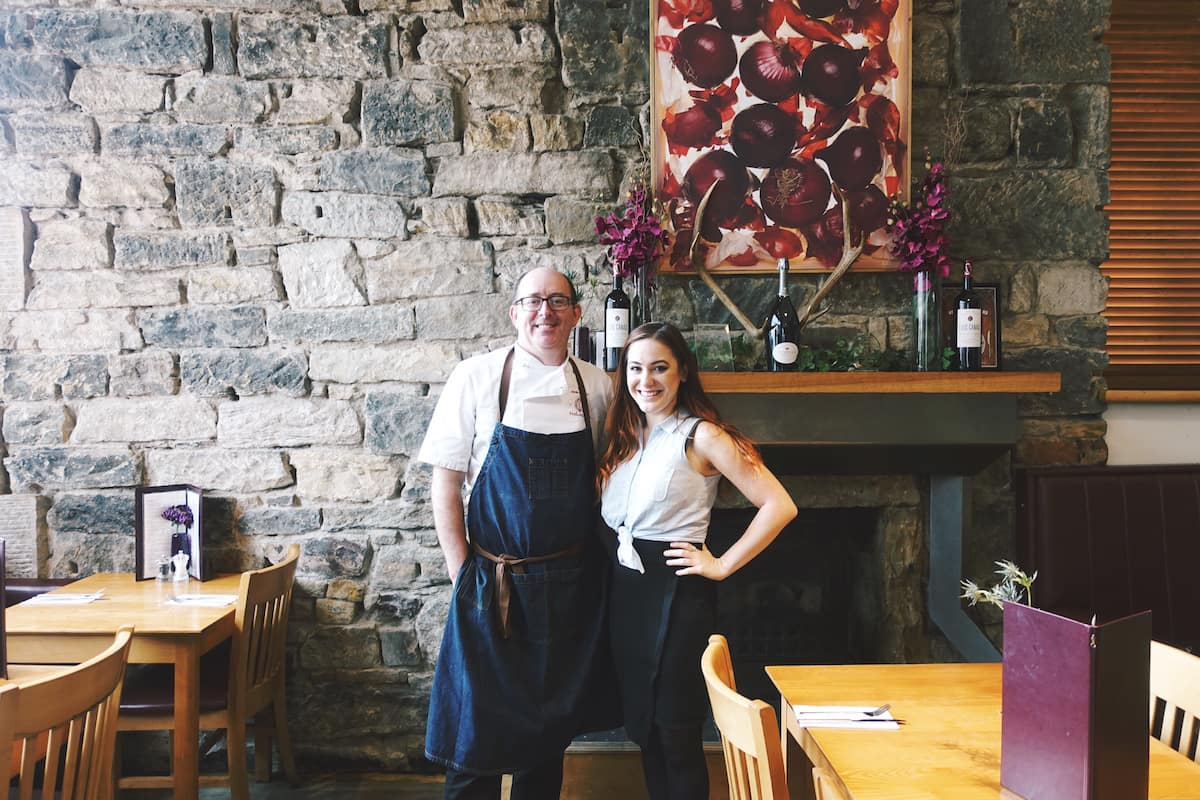 vegan restaurants glasgow red onion chef john quigley
