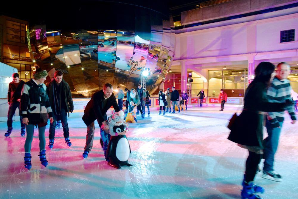 ice skating bristol