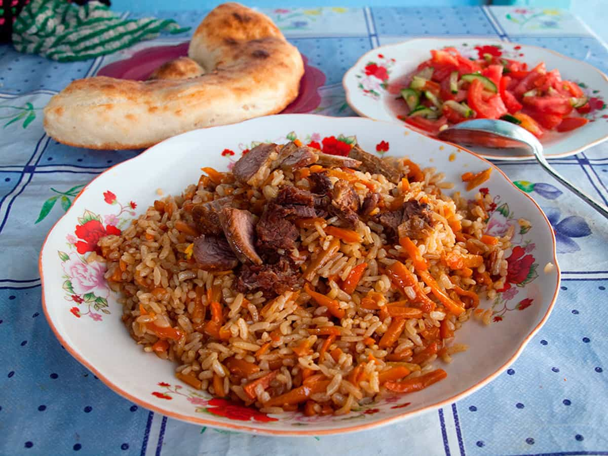 russian foods plov