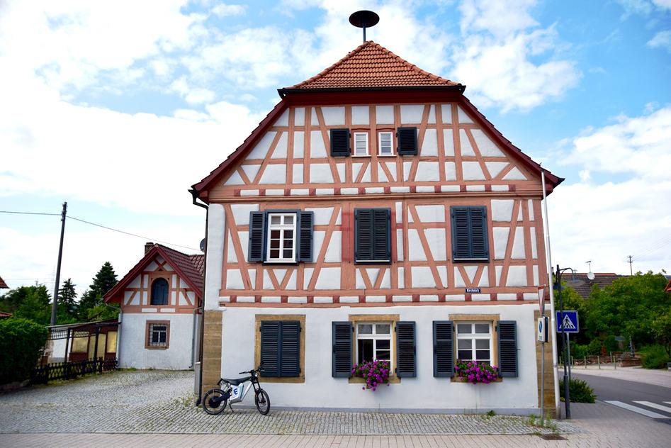 pinache germany waldensian village