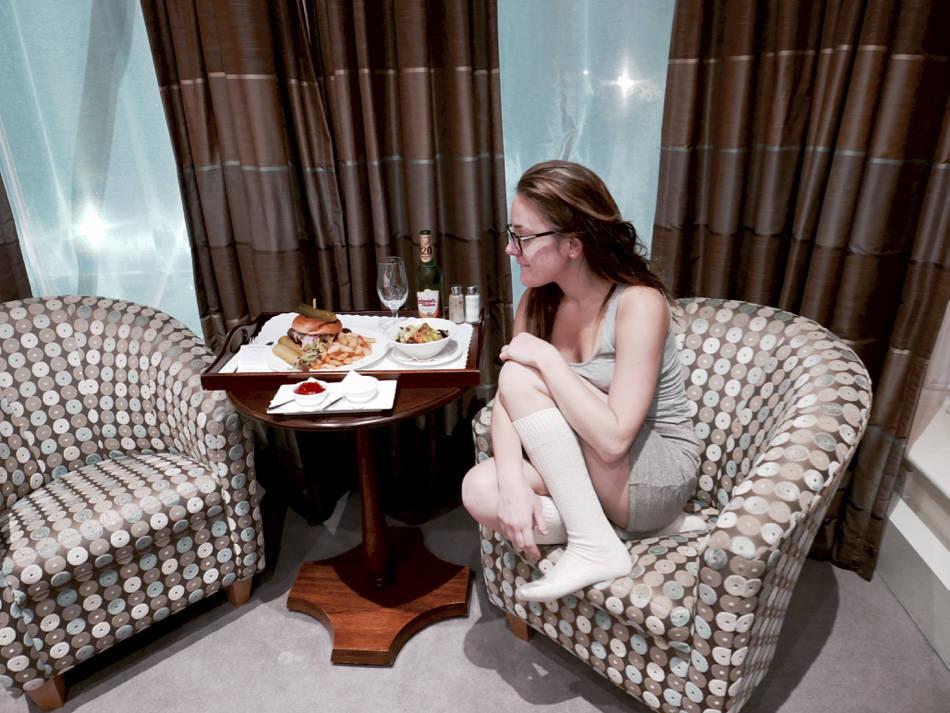 bruntsfield hotel edinburgh room service