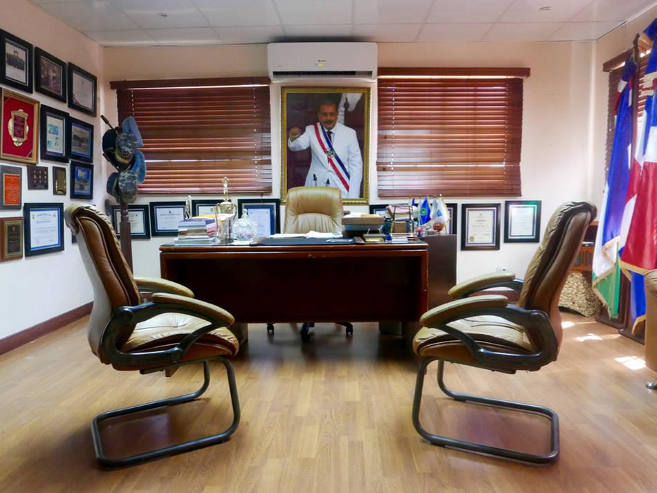 santo domingo general office