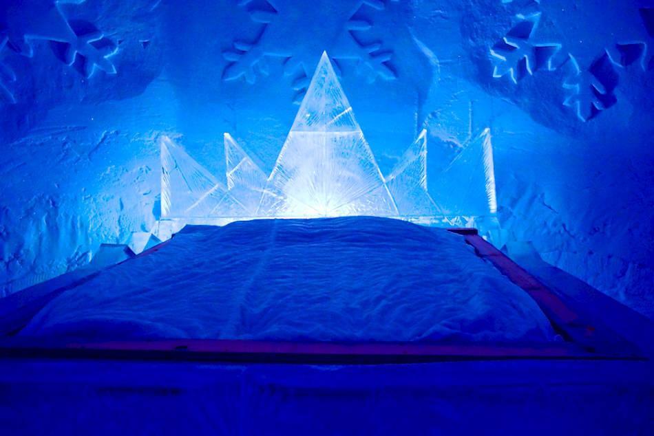 ice hotel levi levintuumaa