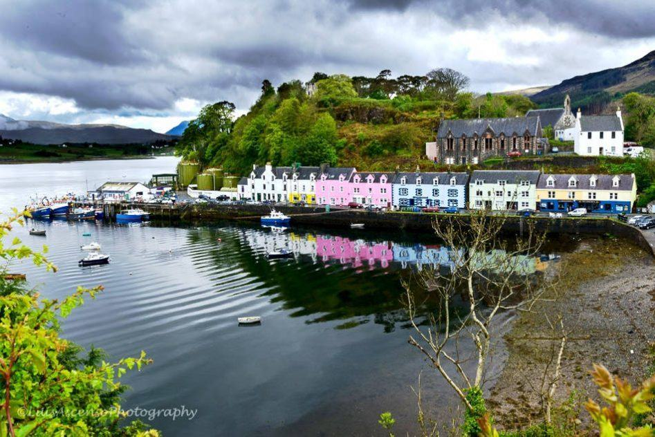 portree scotland magic
