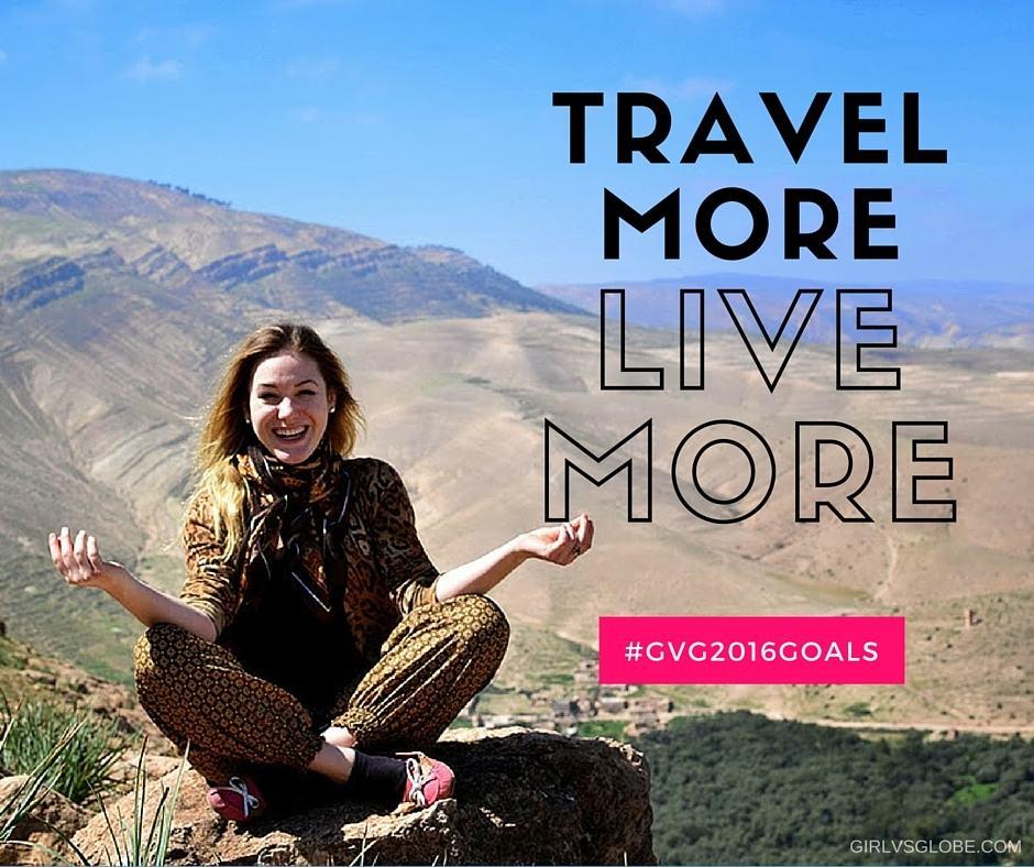 travel further #gvg2016goals