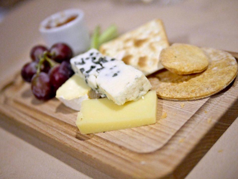 mark warner dinner cheese board