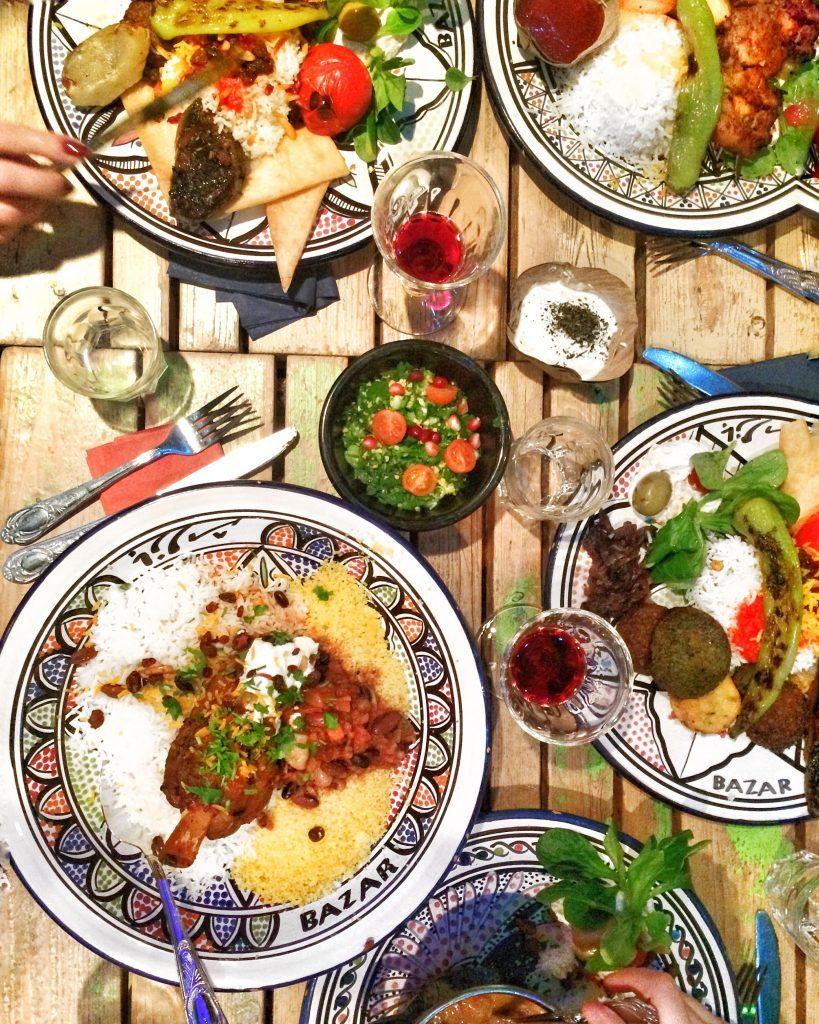 bazar restaurant amsterdam