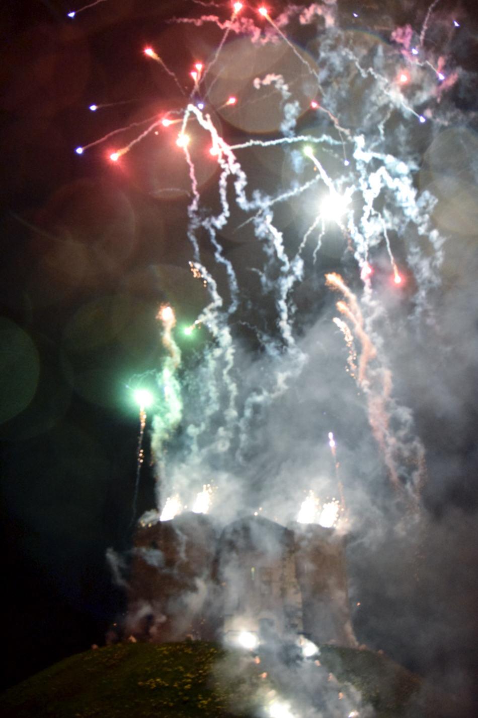 jorvik viking festival fireworks
