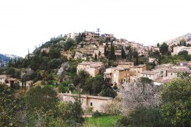 prettiest places to visit in mallorca deia