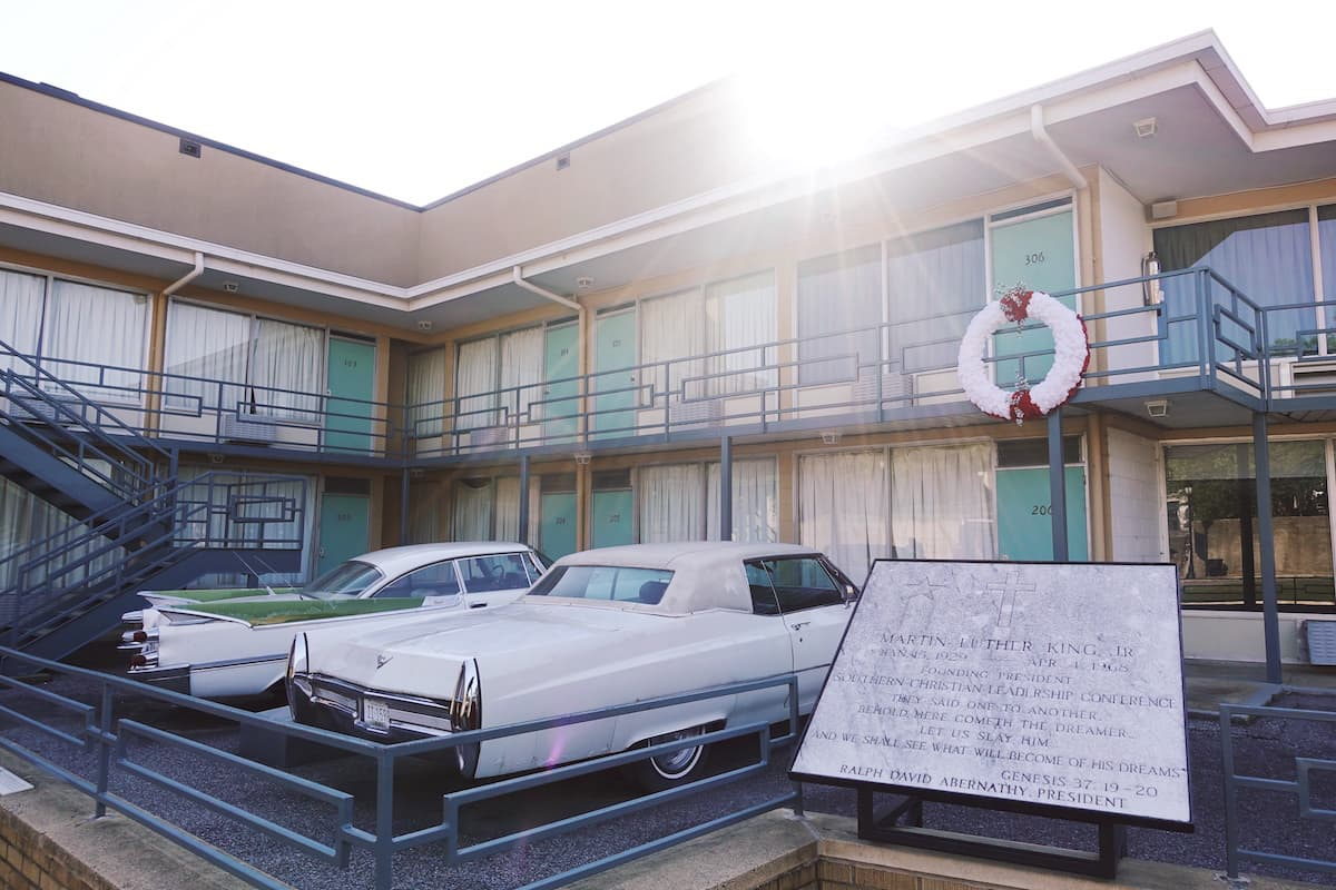 lorraine motel dr martin luther king