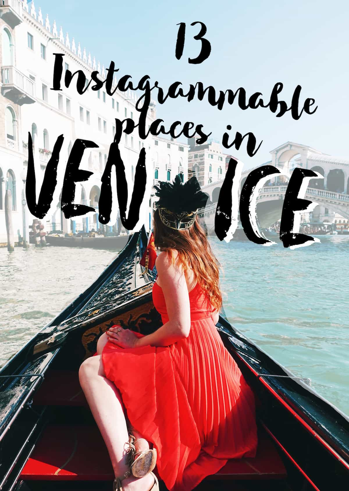 instagrammable places in venice italy